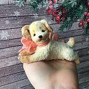 Куклы и игрушки ручной работы. Ярмарка Мастеров - ручная работа Карманный пёс. Handmade.
