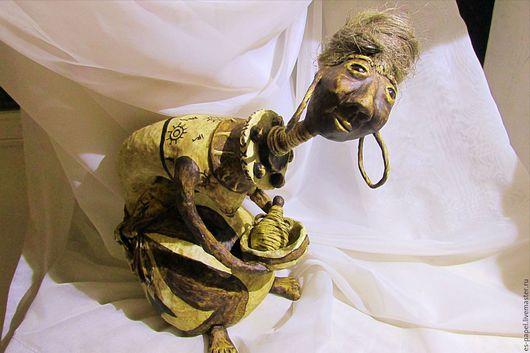 Коллекционные куклы ручной работы. Ярмарка Мастеров - ручная работа. Купить Зара. Handmade. Интерьерная кукла, женщина
