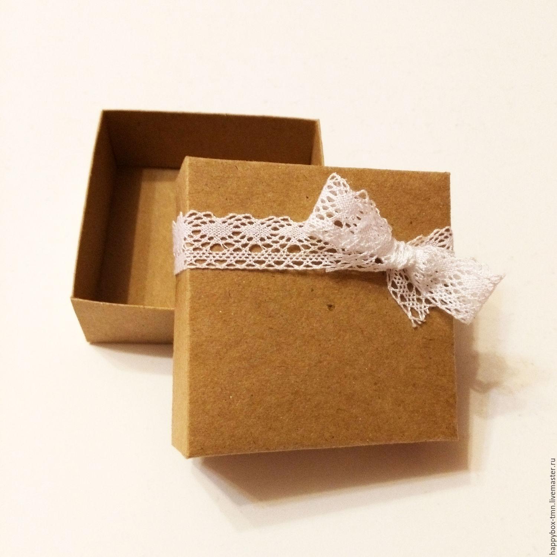 Как сделать крафт коробку 432