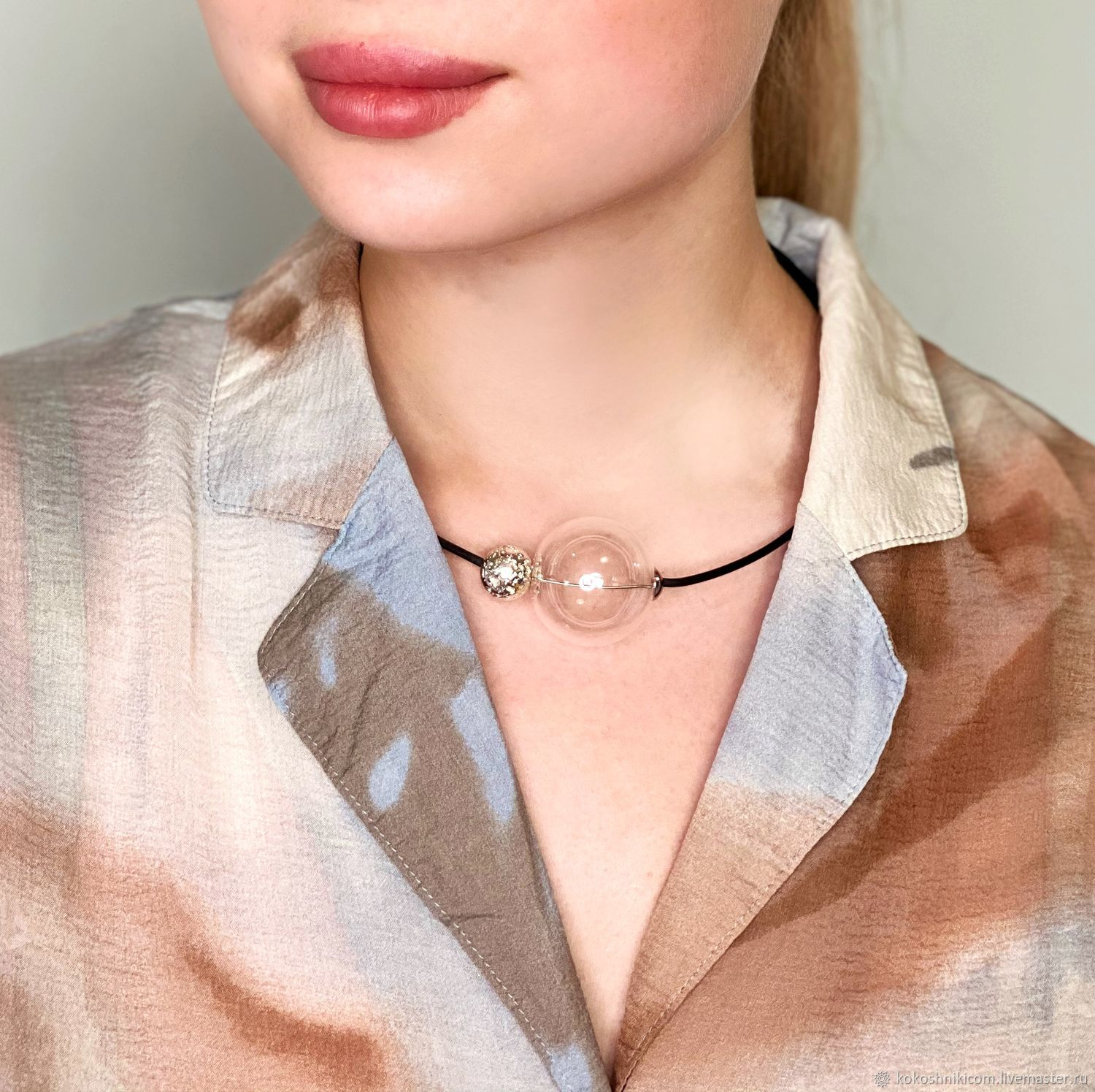 Necklace choker, Chokers, Moscow,  Фото №1