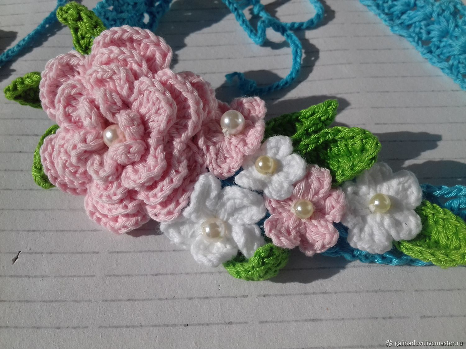 Accessories for the photoshoot: HEADBANDS knitted for girls, Photo Shoot Accessories, Moscow,  Фото №1