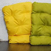 Для домашних животных, ручной работы. Ярмарка Мастеров - ручная работа Подушечка желтая для собаки или кошки Боннифаций 53х35. Handmade.