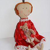 Куклы и игрушки ручной работы. Ярмарка Мастеров - ручная работа Принцесса Анна. Handmade.