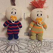 Куклы и игрушки ручной работы. Ярмарка Мастеров - ручная работа Карапузы 1 и 2. Handmade.