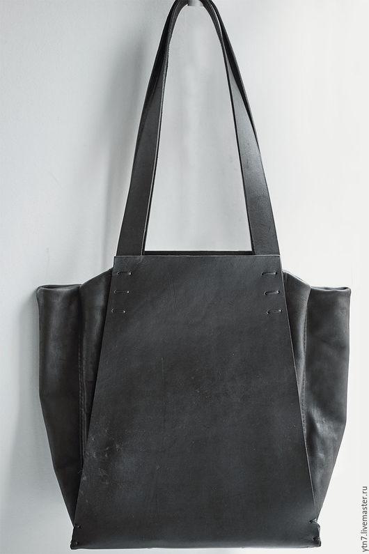 Женские сумки ручной работы. Ярмарка Мастеров - ручная работа. Купить 019G-black. Handmade. Сумка ручной работы