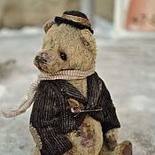Куклы и игрушки ручной работы. Ярмарка Мастеров - ручная работа Мишка Тедди  Арсений. Handmade.