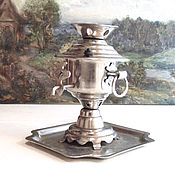 Винтаж handmade. Livemaster - original item Samovar souvenir of the USSR 9,5 cm. Handmade.