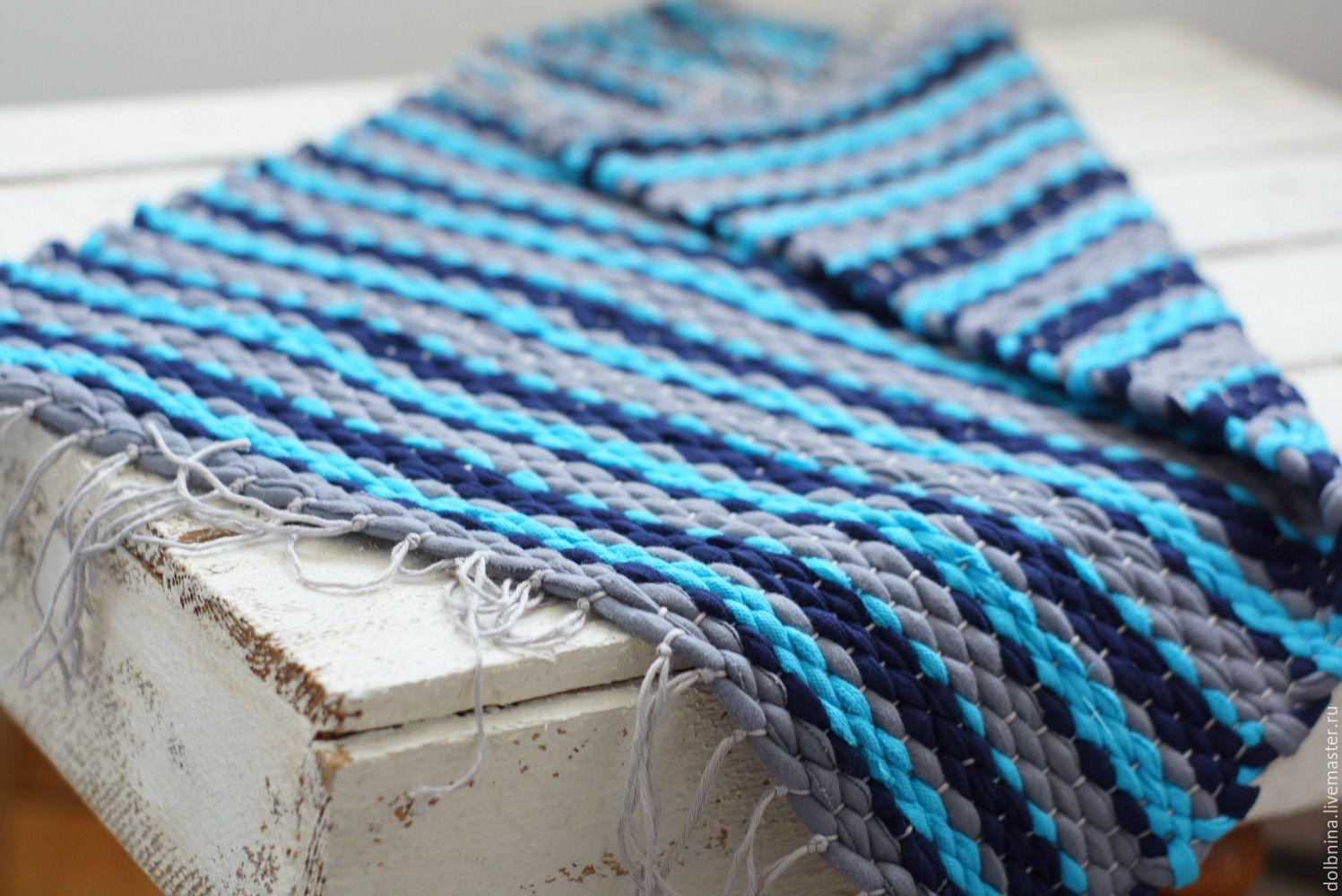 Домотканый коврик своими руками мастер класс фото 129