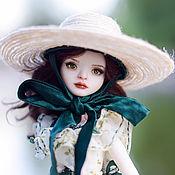 Куклы и игрушки handmade. Livemaster - original item Scarlett China articulated doll. Handmade.