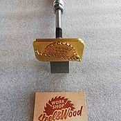 Декор ручной работы. Ярмарка Мастеров - ручная работа Клише для горячего тиснения и выжигания на дереве. Handmade.