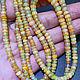 Для украшений ручной работы. Опал натуральный эфиопский, огненный, рондели - огранка. Натуральные камни Стеклянные бусины (stones-beads). Ярмарка Мастеров.