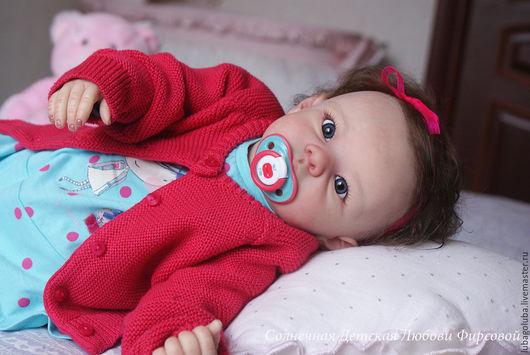 Куклы-младенцы и reborn ручной работы. Ярмарка Мастеров - ручная работа. Купить Кукла реборн Бетани 4. Handmade. винил