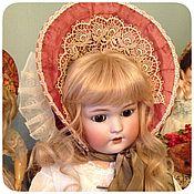 Винтаж ручной работы. Ярмарка Мастеров - ручная работа Антикварная кукла S&H 1078. Handmade.