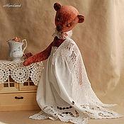 Куклы и игрушки ручной работы. Ярмарка Мастеров - ручная работа Мишка Лизонька. Handmade.