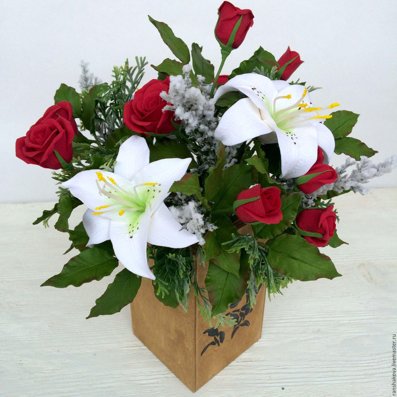 уэльские букеты из лилий и роз своими руками съемки панорамы