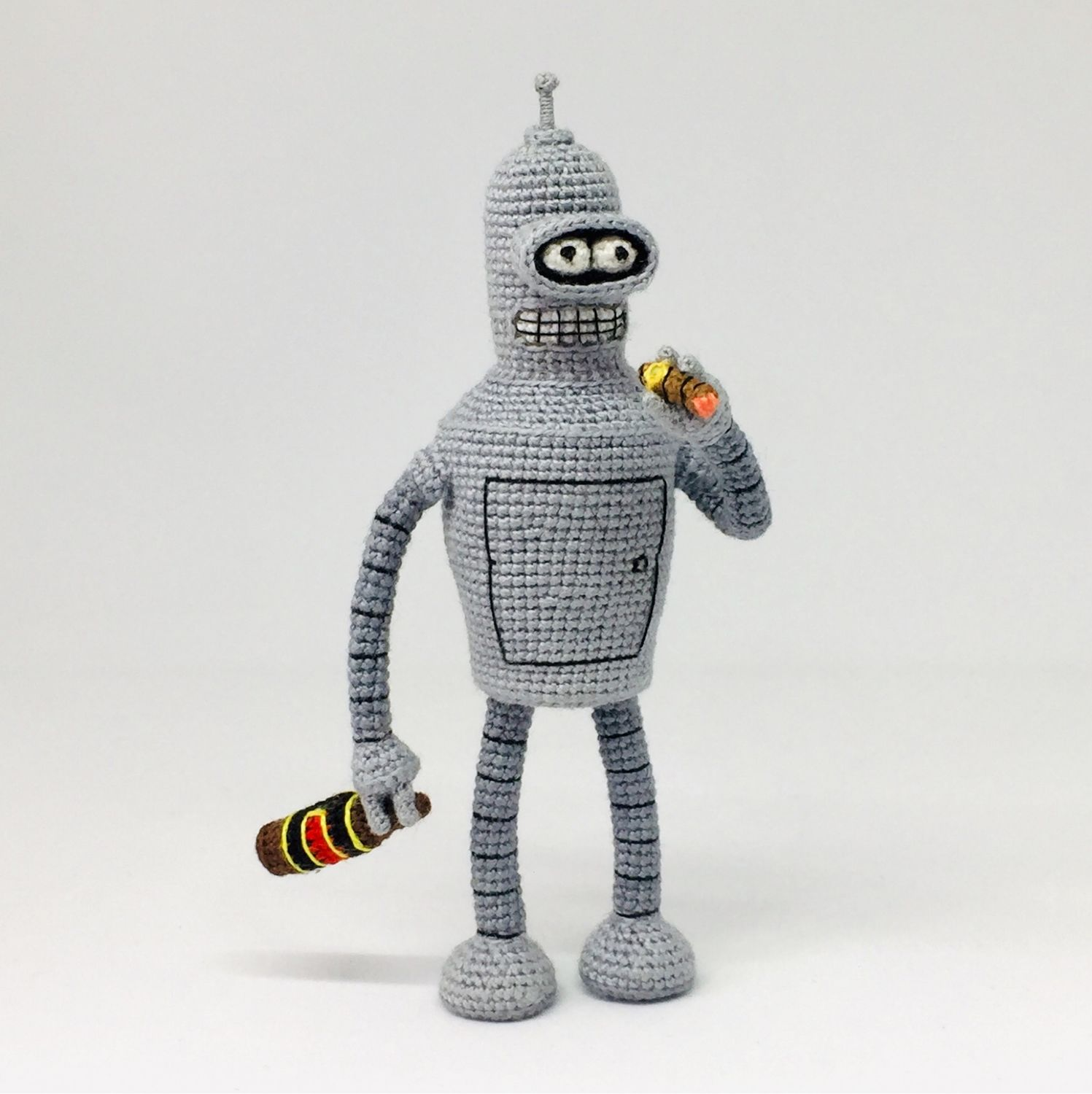 Robot Bender from Futurama, Movie souvenirs, Moscow,  Фото №1