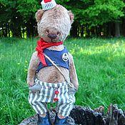 Куклы и игрушки ручной работы. Ярмарка Мастеров - ручная работа Мишка Гарри моряк. Handmade.