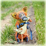 Куклы и игрушки ручной работы. Ярмарка Мастеров - ручная работа Ржавый. Handmade.