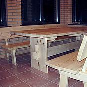 Для дома и интерьера ручной работы. Ярмарка Мастеров - ручная работа Столы, столики и столешницы. Handmade.