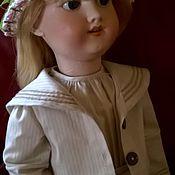 Куклы и игрушки ручной работы. Ярмарка Мастеров - ручная работа Платье (костюм)  для куклы № 2. Handmade.