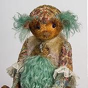 Куклы и игрушки ручной работы. Ярмарка Мастеров - ручная работа Мишка Ruthie. Handmade.