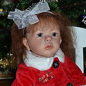 Куклы и игрушки ручной работы. Ярмарка Мастеров - ручная работа Скидки Кукла реборн Машенька. Handmade.