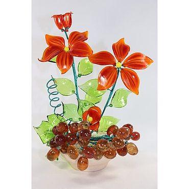 Цветы и флористика. Ярмарка Мастеров - ручная работа Букет Цветочная композиция. Handmade.