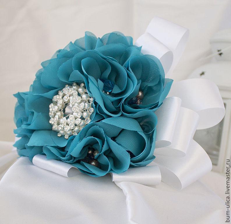Свадебный букет голубой купить екатеринбург, самые дешевые оптовые базы цветов москва