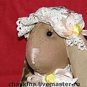 Куклы и игрушки ручной работы. Ярмарка Мастеров - ручная работа Крольчиха Фрося. Handmade.