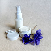 Косметика ручной работы handmade. Livemaster - original item Cream Charm with hyaluronic acid, collagen, elastin. Handmade.
