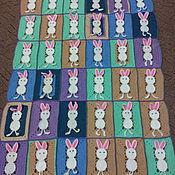 Работы для детей, handmade. Livemaster - original item Kids plaid
