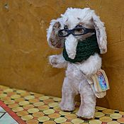 Куклы и игрушки ручной работы. Ярмарка Мастеров - ручная работа Слон хипстер-путешественник. Handmade.