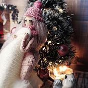 Куклы и пупсы ручной работы. Ярмарка Мастеров - ручная работа Авторская кукла. Снегурочка. Handmade.