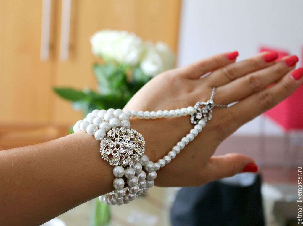 Как продать браслет своими руками