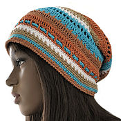 Аксессуары handmade. Livemaster - original item Radin`s Hat. Handmade.