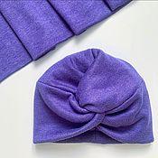 Аксессуары handmade. Livemaster - original item Set turban scarf