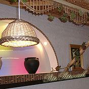 Для дома и интерьера ручной работы. Ярмарка Мастеров - ручная работа Плетение в дизайне интерьера. Handmade.
