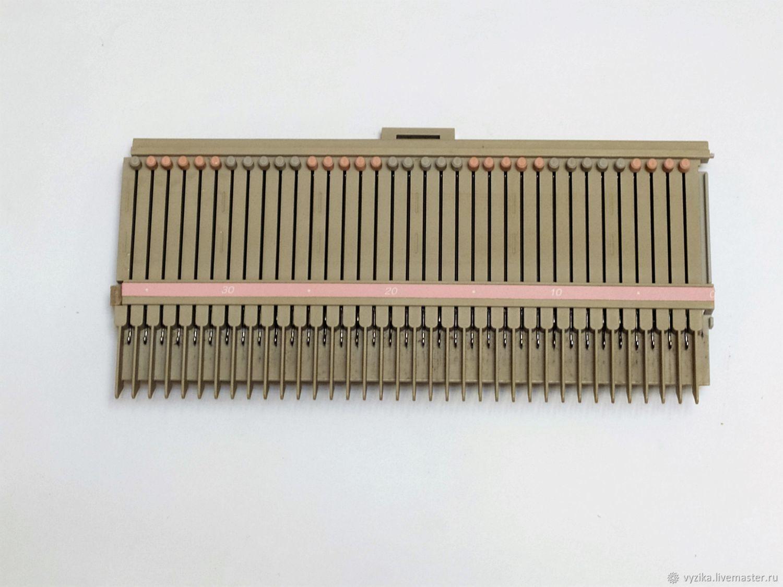 Блок расширительный  Silver Reed LK100 3 класс, Инструменты для вязания, Москва,  Фото №1