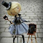 Куклы и игрушки ручной работы. Ярмарка Мастеров - ручная работа Мажена. Life in photos.... Handmade.