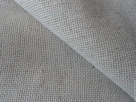 Вышивка ручной работы. Ярмарка Мастеров - ручная работа. Купить Канва льняная для вышивки. Handmade. Канва, для вышивания, льняная канва