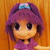 Куклы и игрушки ручной работы. Ярмарка Мастеров - ручная работа Кукла Сливка. Handmade.