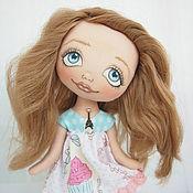 """Куклы и игрушки ручной работы. Ярмарка Мастеров - ручная работа Малышка """"Sweet Paris"""". Handmade."""