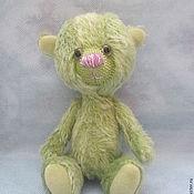 """Куклы и игрушки ручной работы. Ярмарка Мастеров - ручная работа Медведик """"Лёша"""". Handmade."""