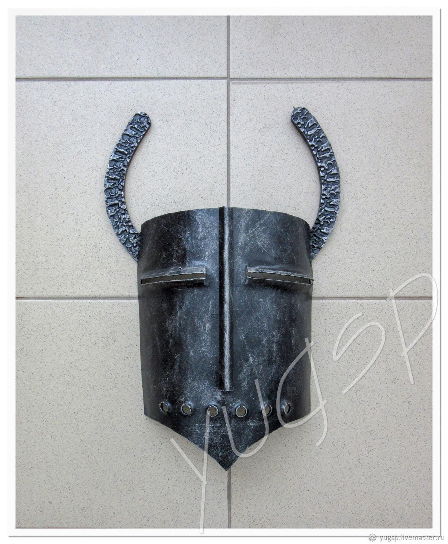 Сувенир «Кованая маска», Головные уборы, Таганрог,  Фото №1