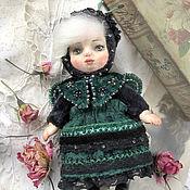 Куклы и игрушки handmade. Livemaster - original item Doll night Teddy doll. Handmade.