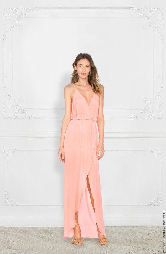 """Платья ручной работы. Ярмарка Мастеров - ручная работа. Купить Платье """" Luxury Silk"""" - 100% натуральный шелк. Handmade."""