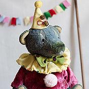 Куклы и игрушки ручной работы. Ярмарка Мастеров - ручная работа Мистер Колпак. Handmade.