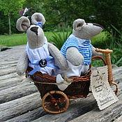 Куклы и игрушки ручной работы. Ярмарка Мастеров - ручная работа морская компания. Handmade.