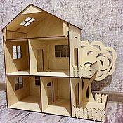 Куклы и игрушки handmade. Livemaster - original item Dollhouse. Handmade.