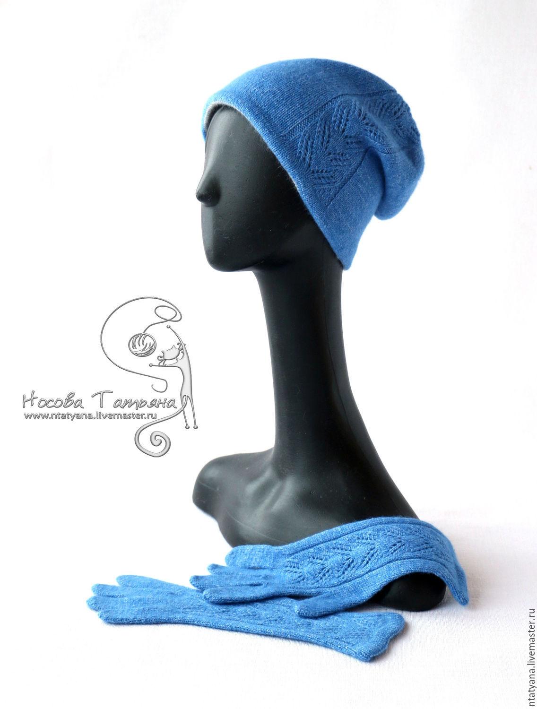 Как связать шапку из меха норки своими руками мастер
